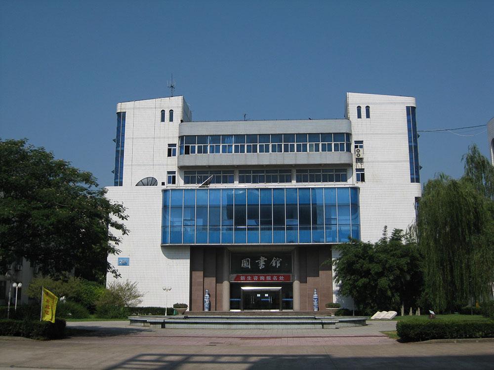 图书馆,框架结构,地上六层,总...